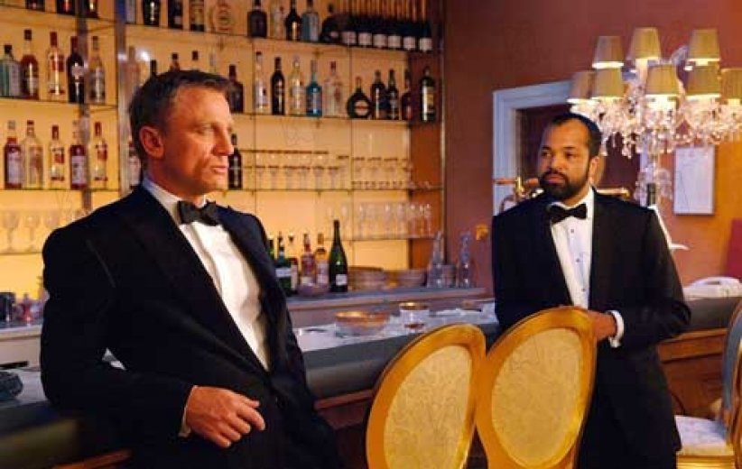 Casino Royale : Photo Daniel Craig, Jeffrey Wright