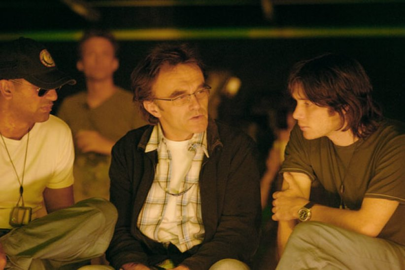 Sunshine : photo Cillian Murphy, Danny Boyle