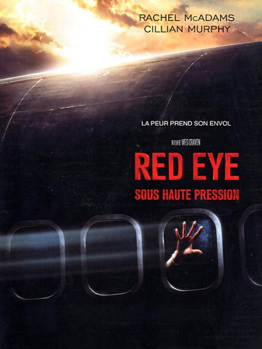 Red Eye / sous haute pression : Affiche