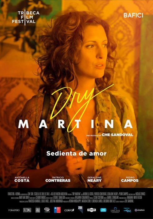 Dry Martina : Affiche