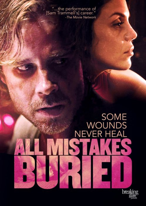 All Mistakes Buried : Affiche