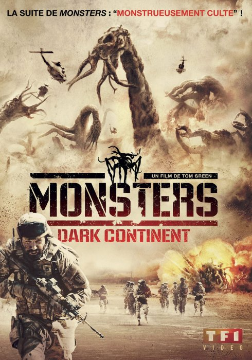 Monsters: Dark Continent : Affiche