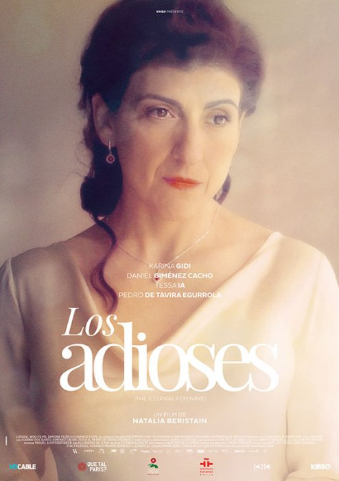 Los adioses : Affiche