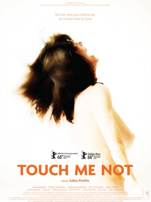 Touch Me Not : Affiche