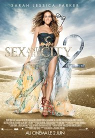 Affiche de Sex and the City 2