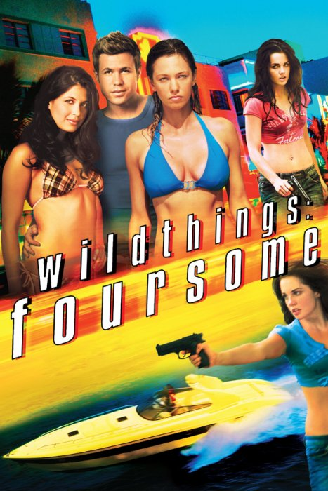Wild Things: Foursome : Affiche