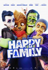 Affiche de Happy Family