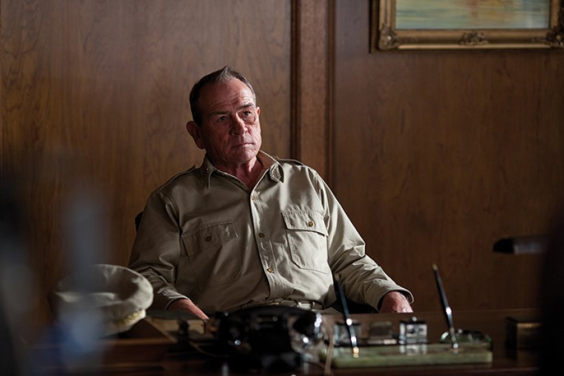 Crimes de guerre : Photo Tommy Lee Jones