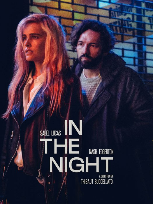 In The Night : Affiche