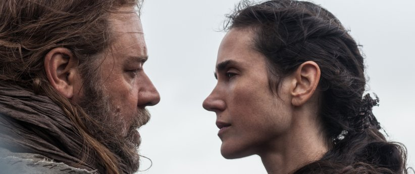 Noé : Photo Jennifer Connelly, Russell Crowe