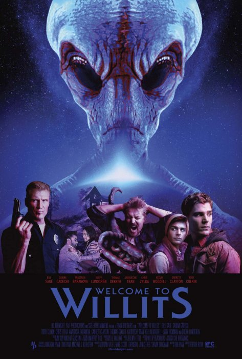 Welcome To Willits : Affiche