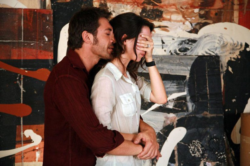 Vicky Cristina Barcelona : Photo Javier Bardem, Rebecca Hall