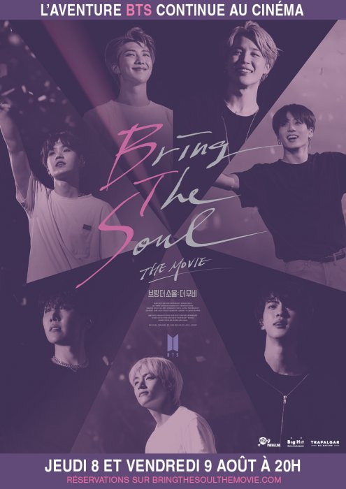 Bring the Soul: The Movie : Affiche