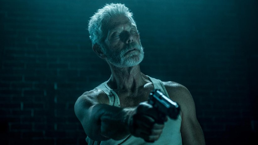Don't breathe - La maison des ténèbres : Photo Stephen Lang