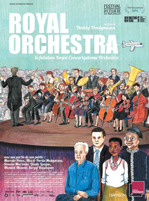 Royal Orchestra : Affiche