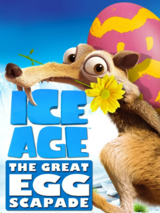 Ice Age: The Great Egg-Scapade : Affiche