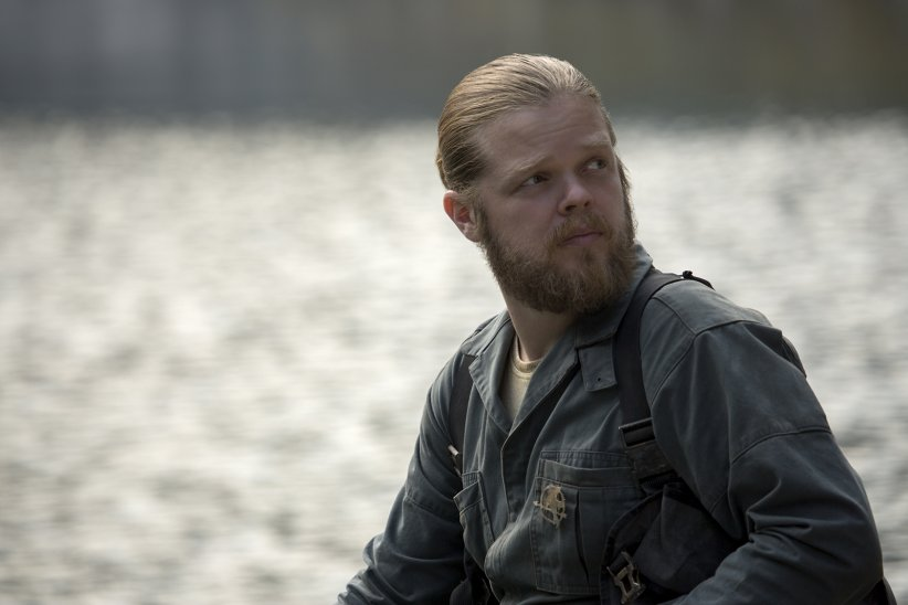 Hunger Games - La Révolte : Partie 1 : Photo Elden Henson