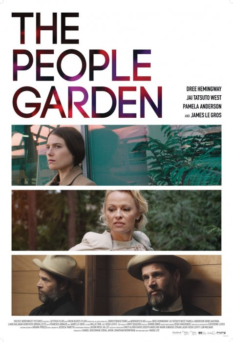 The People Garden : Affiche