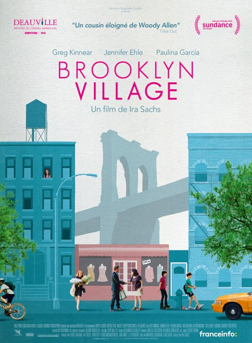 Brooklyn Village : Affiche