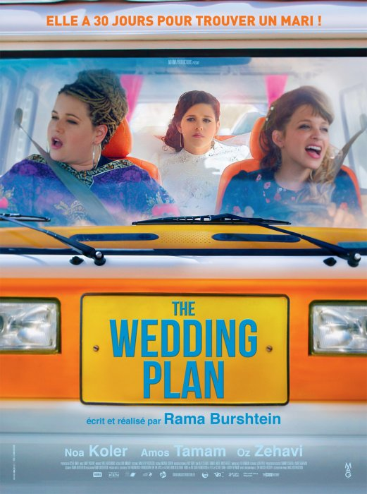 The Wedding Plan : Affiche