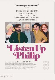 Affiche de Listen Up Philip