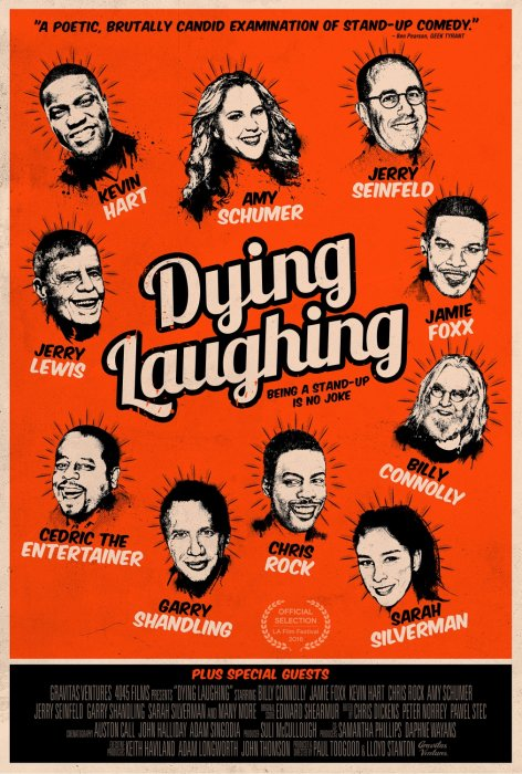 Dying Laughing : Affiche