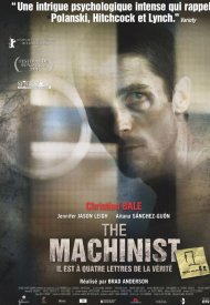 Affiche de The Machinist