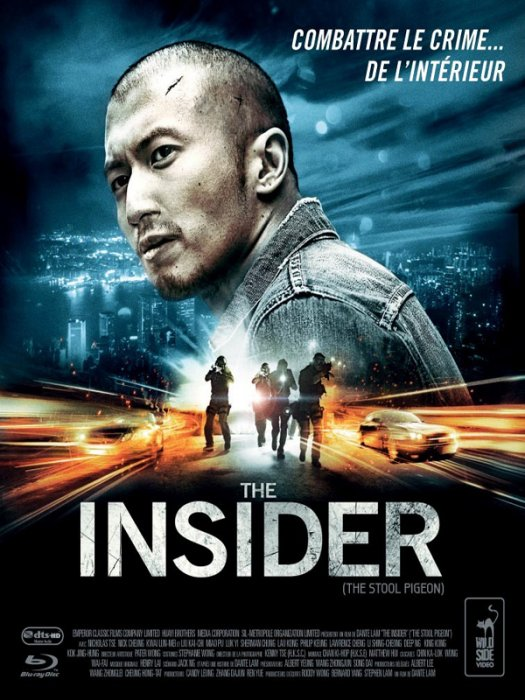 The Insider : affiche