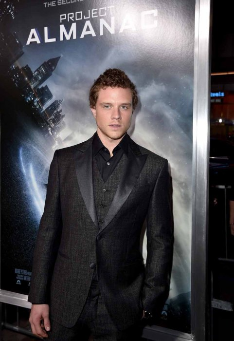 Projet Almanac : Photo promotionnelle Jonny Weston