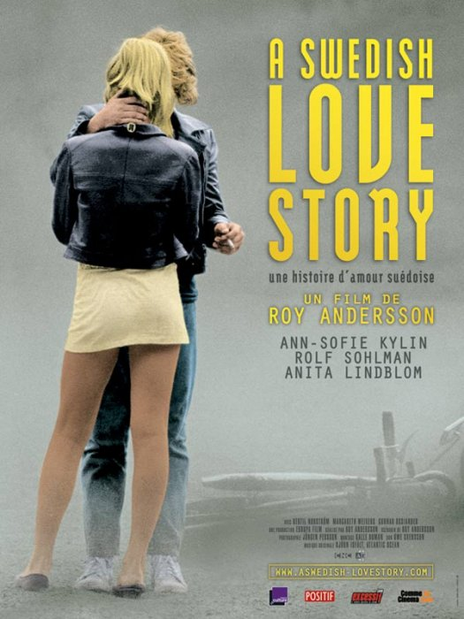 A Swedish Love Story : affiche Roy Andersson