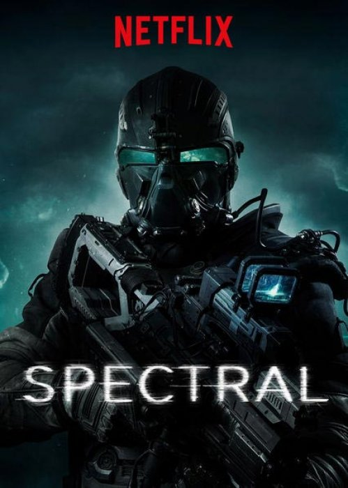 Spectral : Affiche