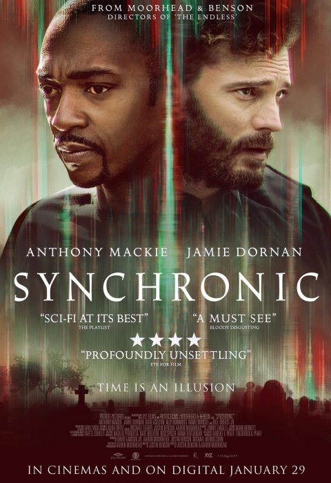 Synchronic : Affiche