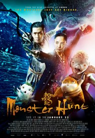 Affiche de Monster Hunt