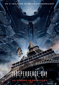 Affiche de Independence Day : Resurgence