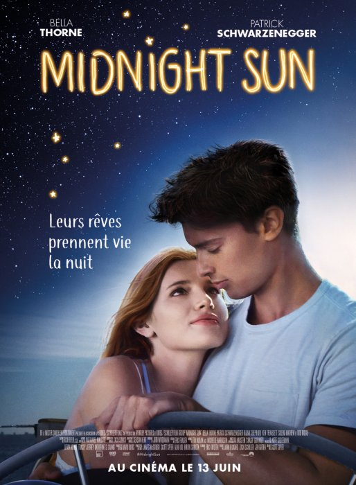 Midnight Sun : Affiche