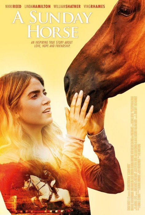 A Sunday Horse : Affiche
