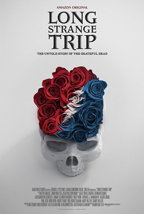 Long Strange Trip: A viagem do Grateful Dead : Affiche