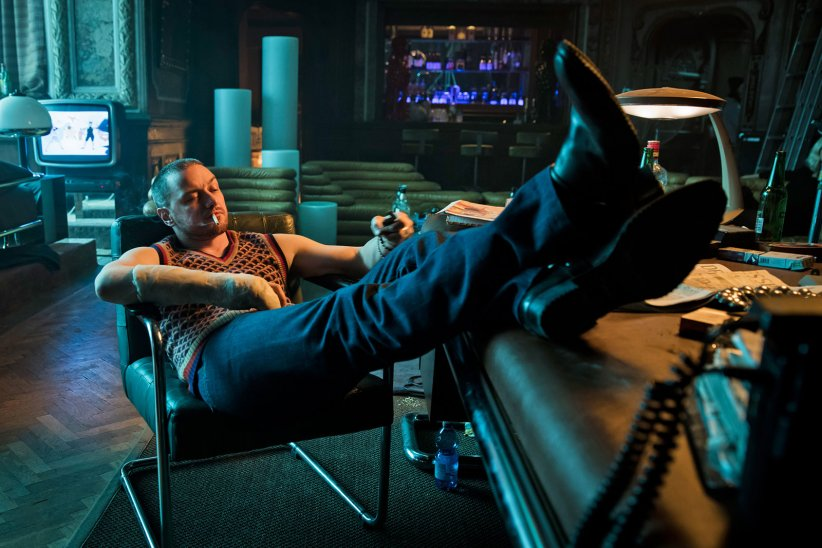 Atomic Blonde : Photo James McAvoy