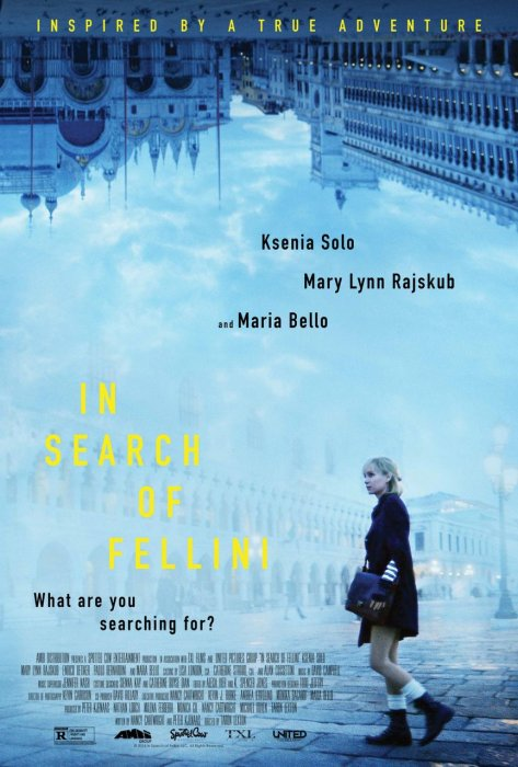 In Search of Fellini : Affiche