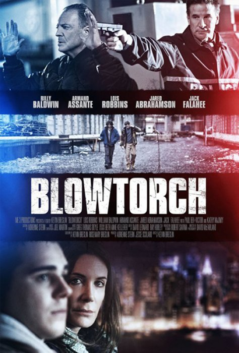 Blowtorch : Affiche
