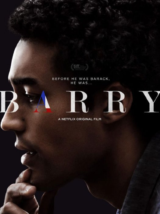 Barry : Affiche