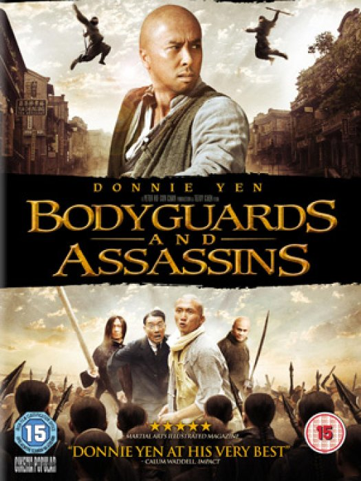 Bodyguards & Assassins : Affiche