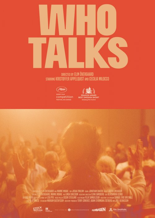 Who talks : Affiche