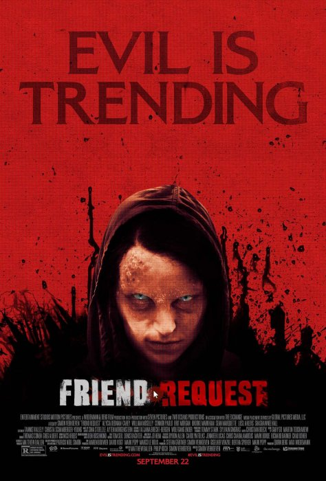 Friend Request : Affiche