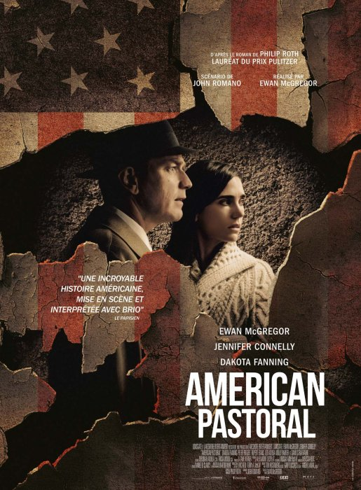 American Pastoral : Affiche