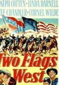 Affiche de Two Flags West
