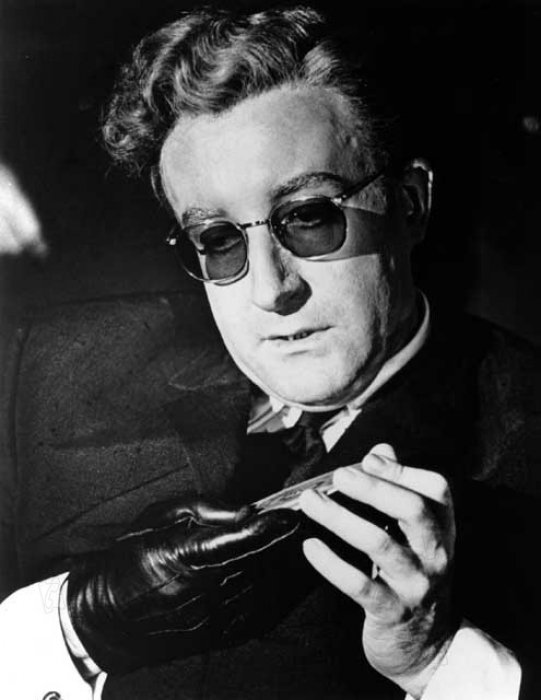 Docteur Folamour : Photo Peter Sellers, Stanley Kubrick