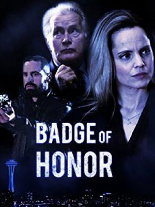 Badge of Honor : Affiche