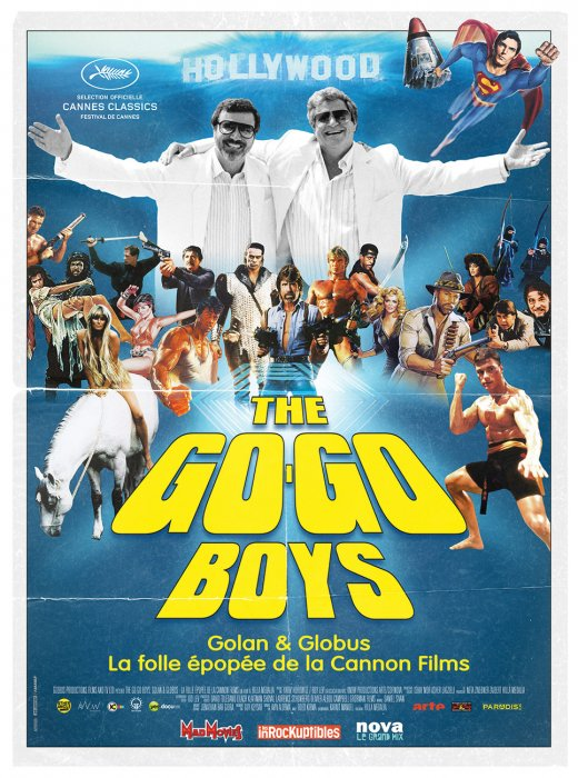 The Go-Go Boys : Affiche