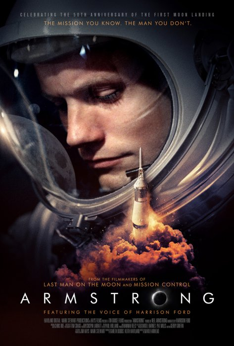 Armstrong : Affiche